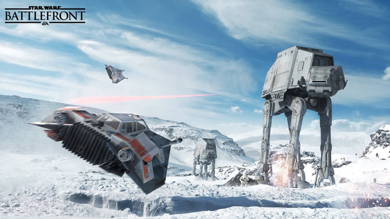 Star Wars Battlefront - Screenshot 5