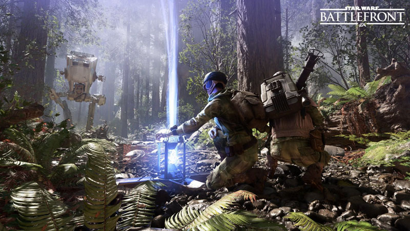 Star Wars Battlefront - Screenshot 6