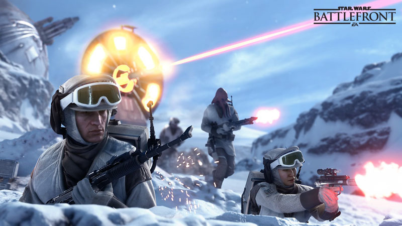 Star Wars Battlefront - Screenshot 7