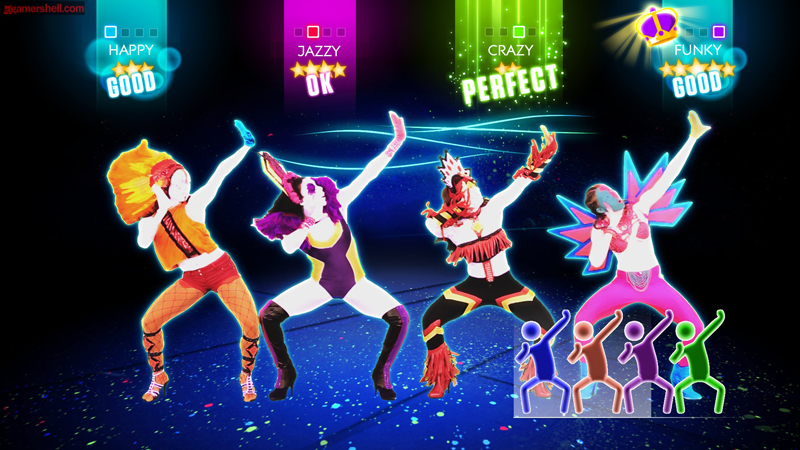 Just Dance 2014 - Screenshot 1