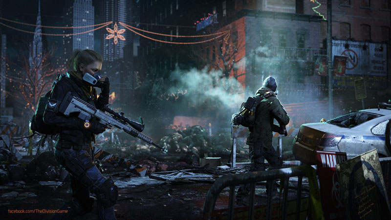 Tom Clancy's The Division - Screenshot 5