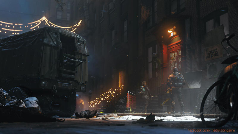 Tom Clancy's The Division - Screenshot 9