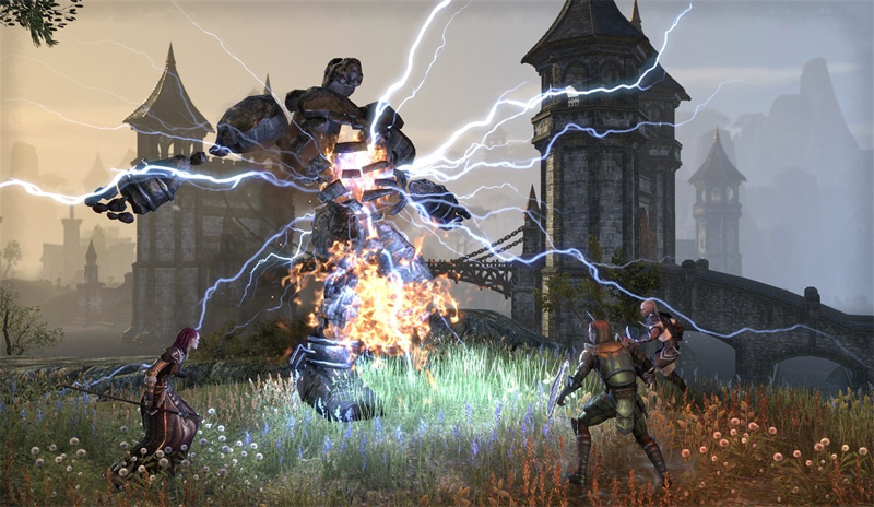 The Elder Scrolls Online -Tamriel Unlimited - Screenshot 4
