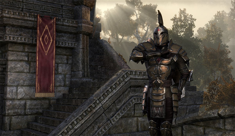 The Elder Scrolls Online: Morrowind - Screenshot 2