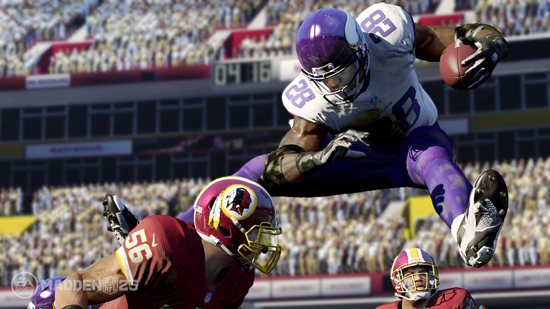 Madden NFL 25 - Screenshot 2