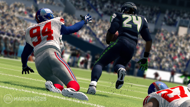 Madden NFL 25 - Screenshot 3