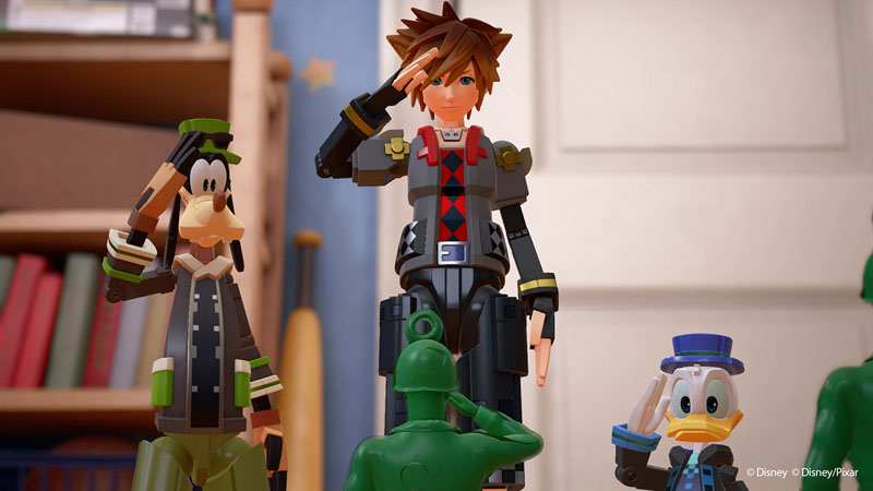 Kingdom Hearts III - Screenshot 8