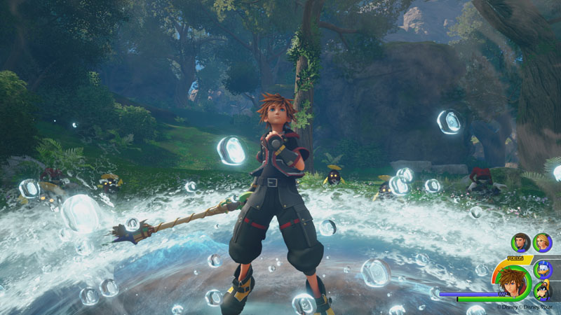 Kingdom Hearts III - Screenshot 12
