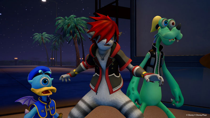 Kingdom Hearts III - Screenshot 13