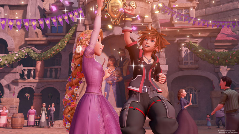 Kingdom Hearts III - Screenshot 16