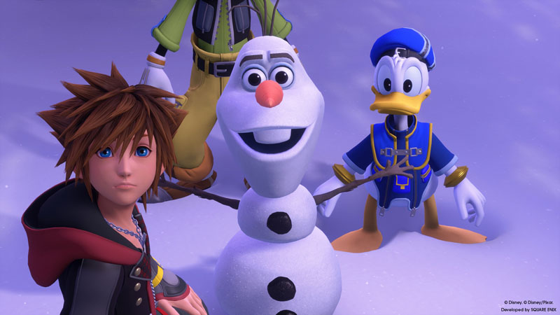 Kingdom Hearts III - Screenshot 18