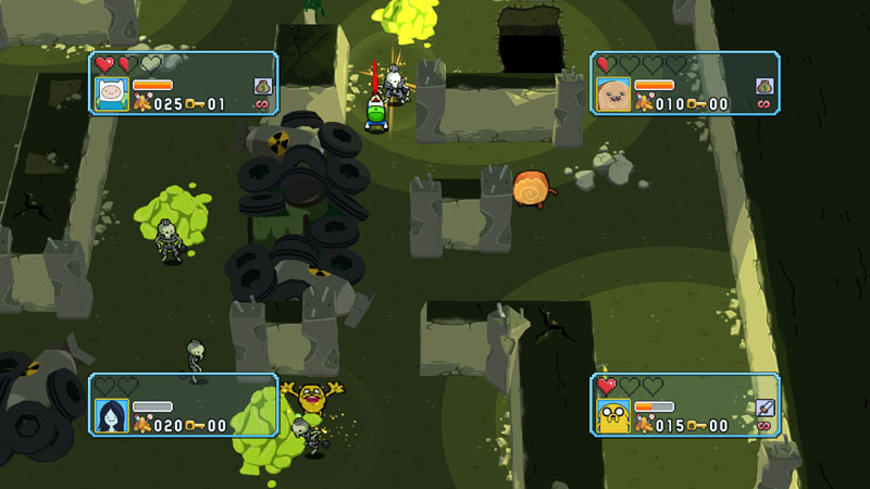 Adventure Time: Explore the Dungeon Because I DON'T KNOW! - Screenshot 4