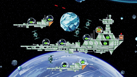 Angry Birds Star Wars - Screenshot 3