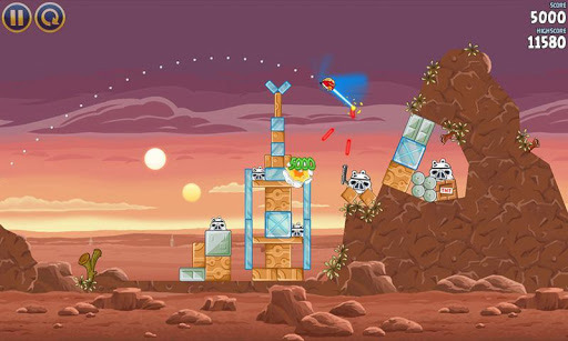 Angry Birds Star Wars - Screenshot 7