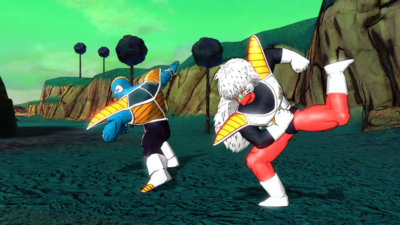 Dragon Ball Z: Battle of Z - Screenshot 2
