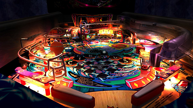 The Pinball Arcade - Screenshot 1