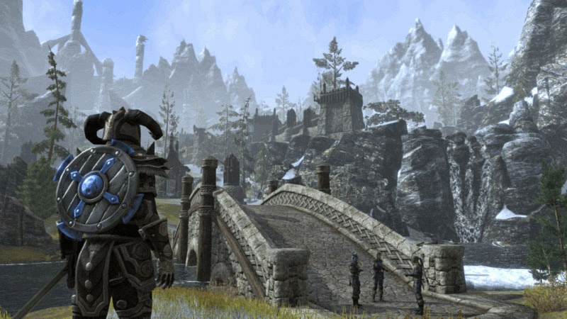 The Elder Scrolls Online Tamriel Unlimited Imperial Edition - Screenshot 4