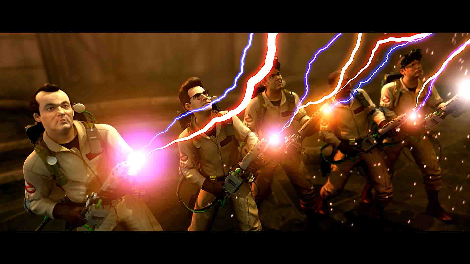 Ghostbusters The Video Game Remastered - Screenshot 1