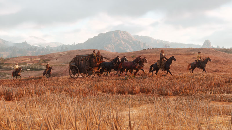 Red Dead Redemption 2 - Screenshot 11