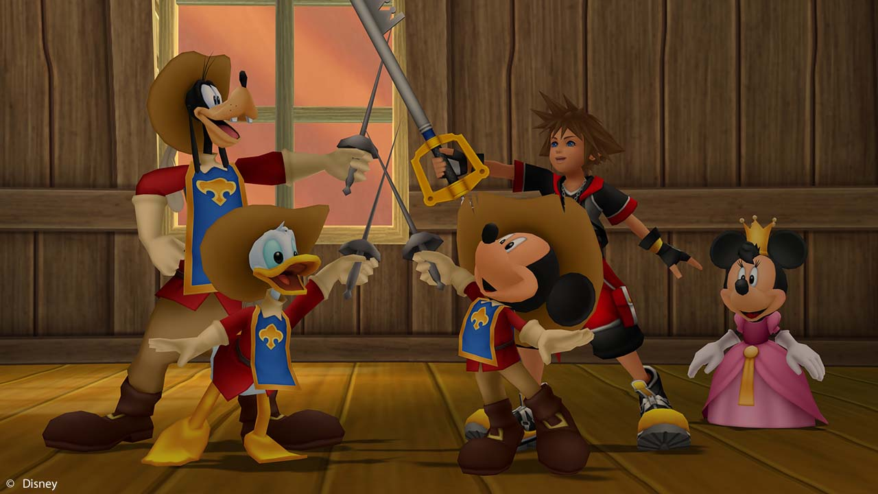 Kingdom Hearts: The Story So Far - Screenshot 3