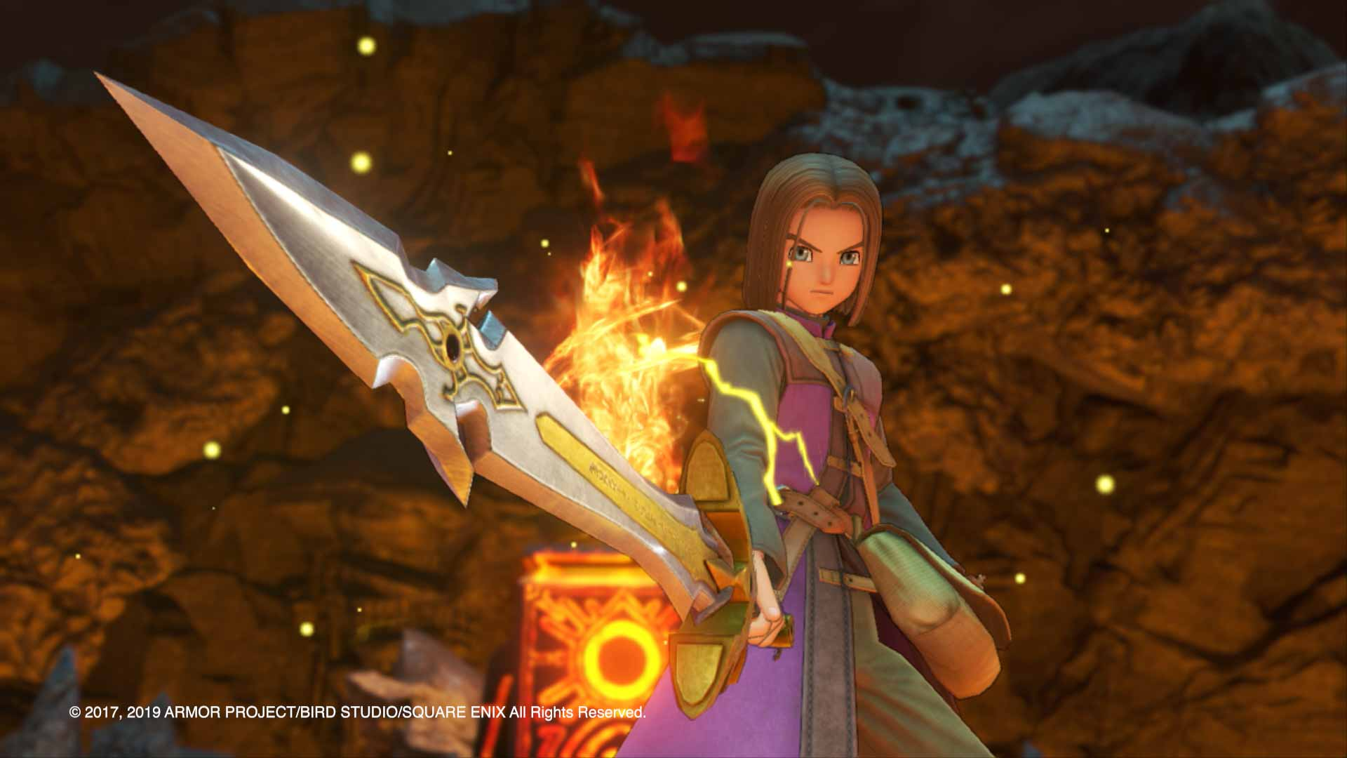 DRAGON QUEST XI S: Echoes of an Elusive Age - Definitive Edition - Screenshot 1