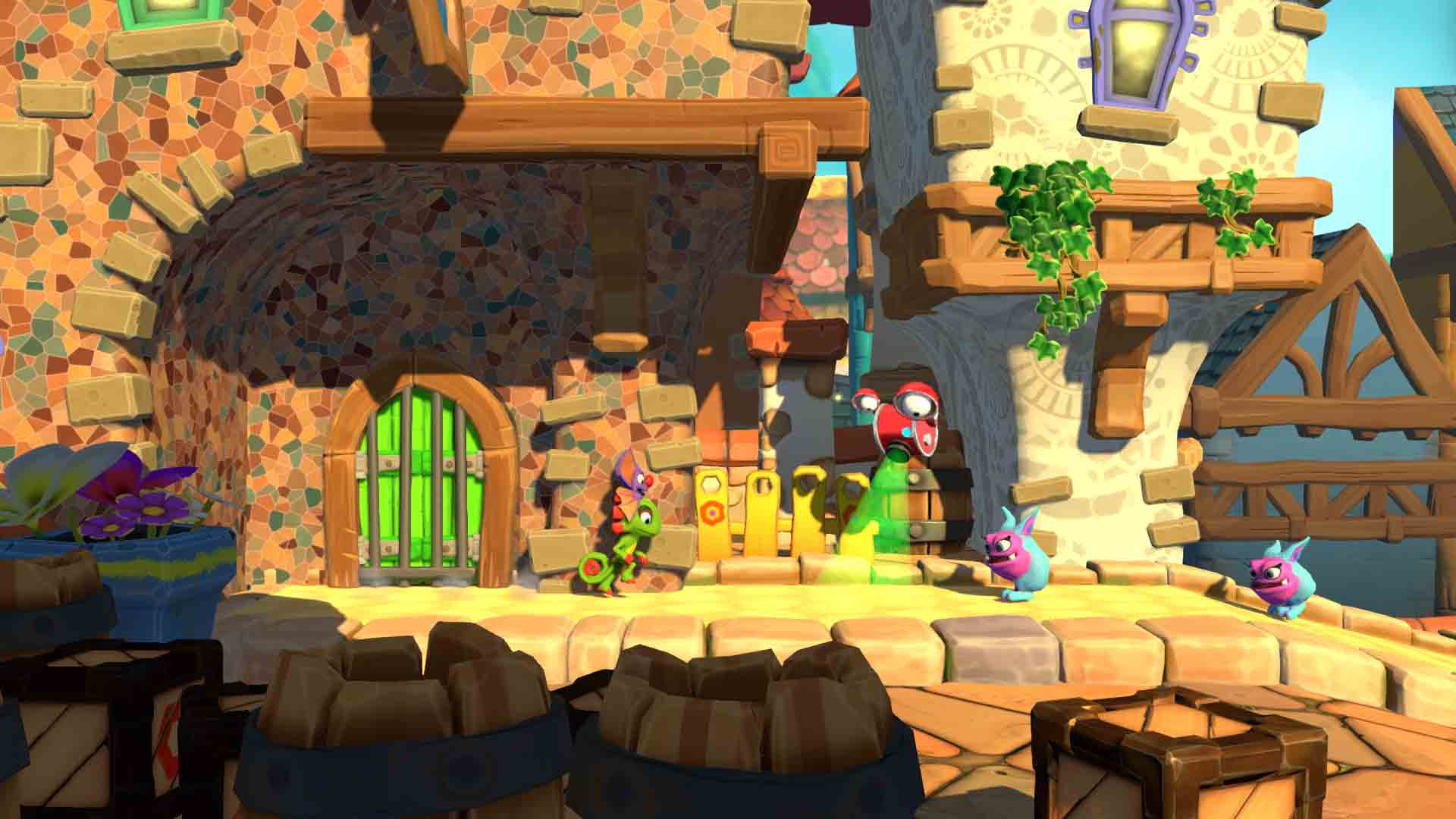 Yooka Laylee and the Impossible Lair - Screenshot 1