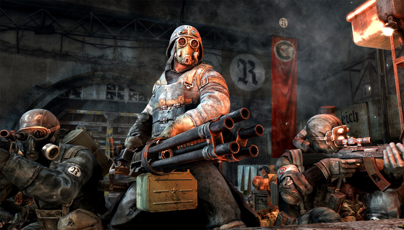 Metro Redux - Screenshot 1