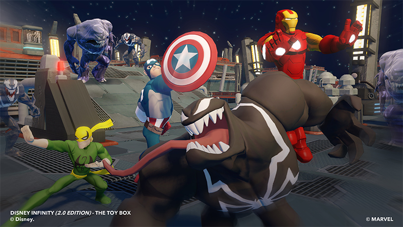 Disney Infinity 2.0 Game Disc - Screenshot 7