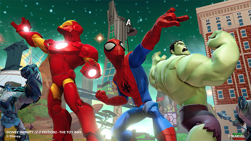 Disney Infinity 2.0 Game Disc - Screenshot 8