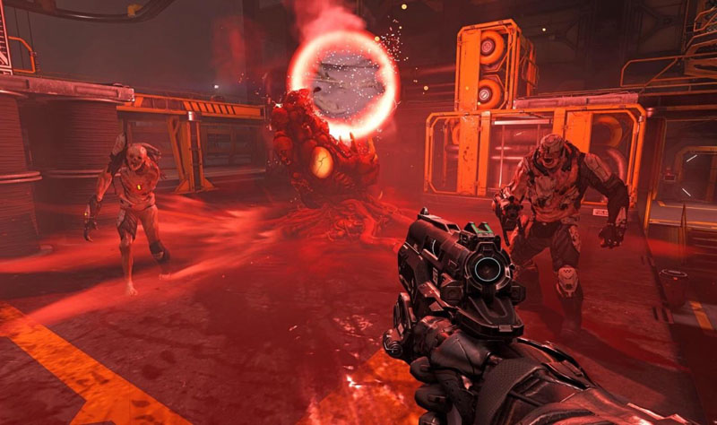 DOOM - Screenshot 8