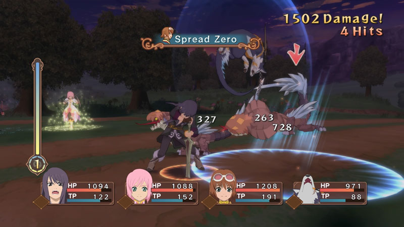 Tales of Vesperia: Definitive Edition - Screenshot 1