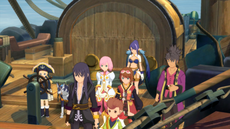 Tales of Vesperia: Definitive Edition - Screenshot 5