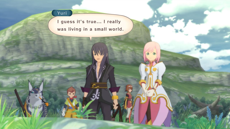 Tales of Vesperia: Definitive Edition - Screenshot 14