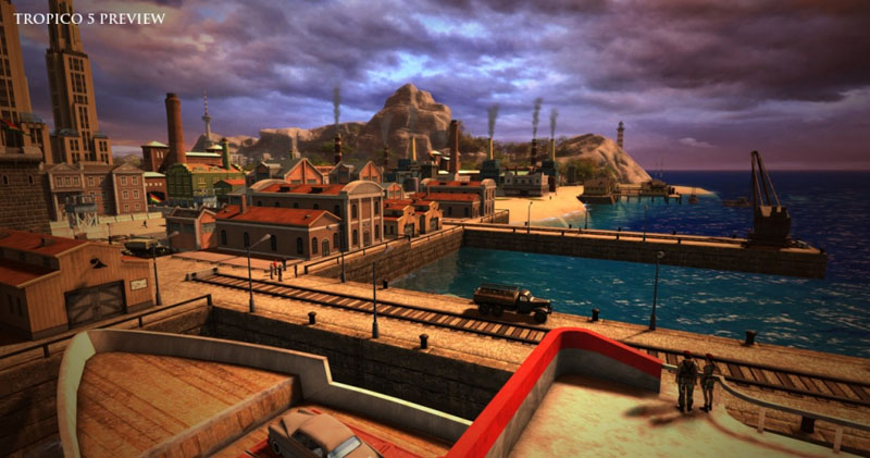 Tropico 5 - Screenshot 1