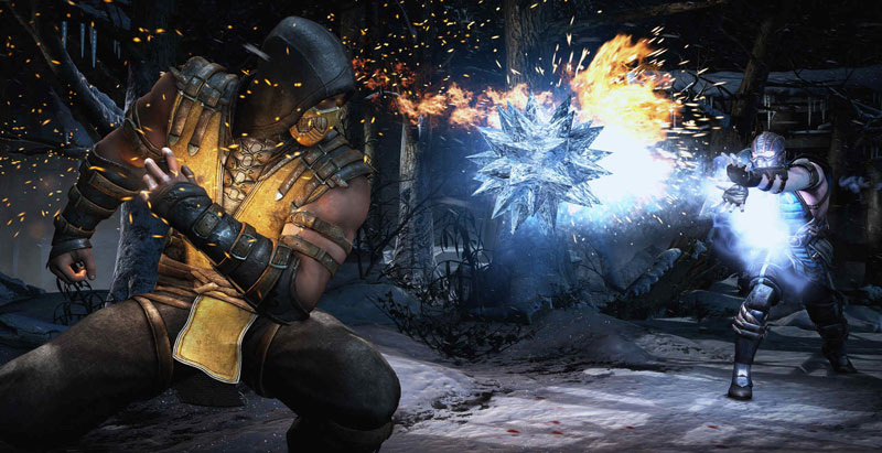 Mortal Kombat XL - Screenshot 1