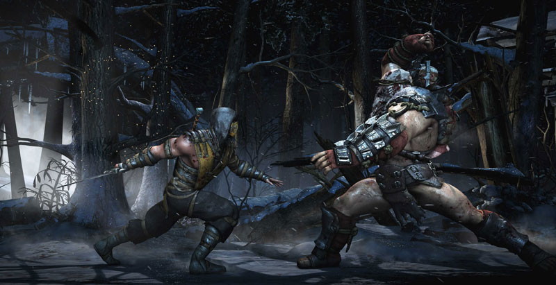Mortal Kombat X - Screenshot 2