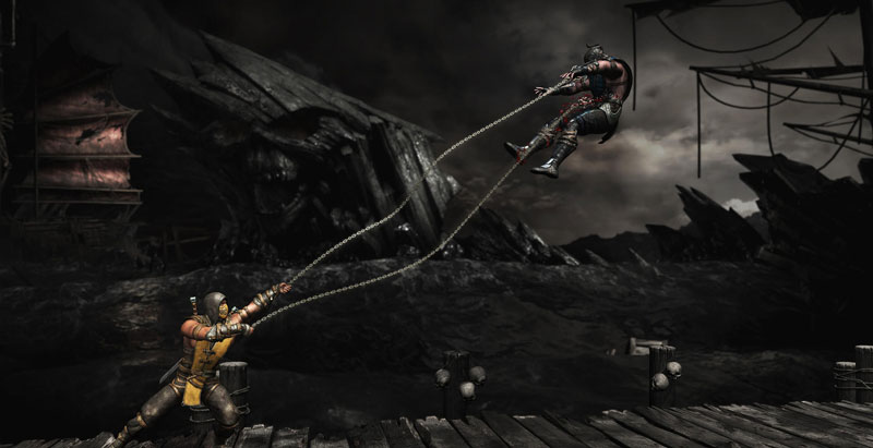 Mortal Kombat X - Screenshot 3
