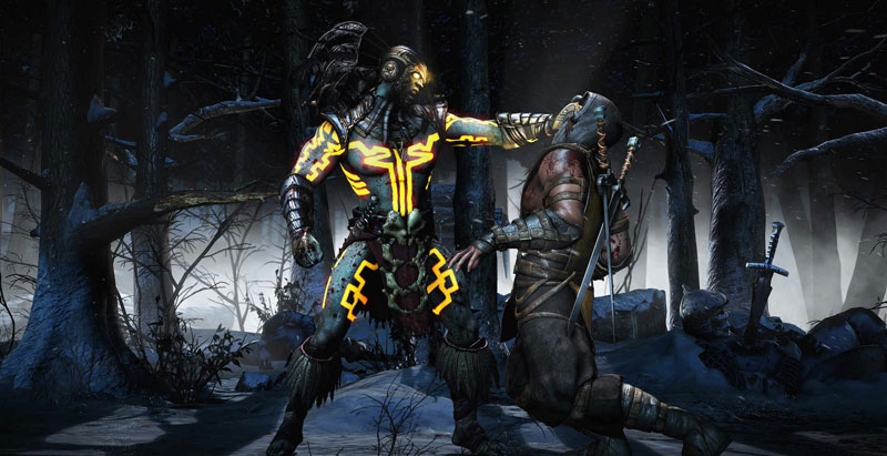 Mortal Kombat X - Screenshot 4