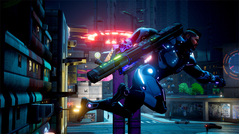 Crackdown 3 - Screenshot 2