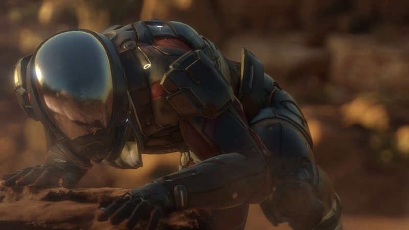 Mass Effect: Andromeda - Screenshot 1