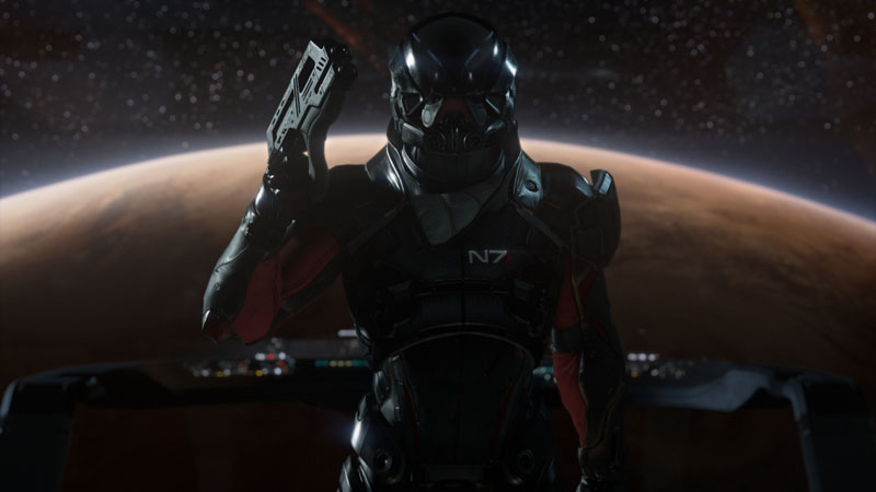 Mass Effect: Andromeda - Screenshot 10