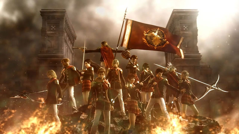 Final Fantasy Type-0 HD - Screenshot 1