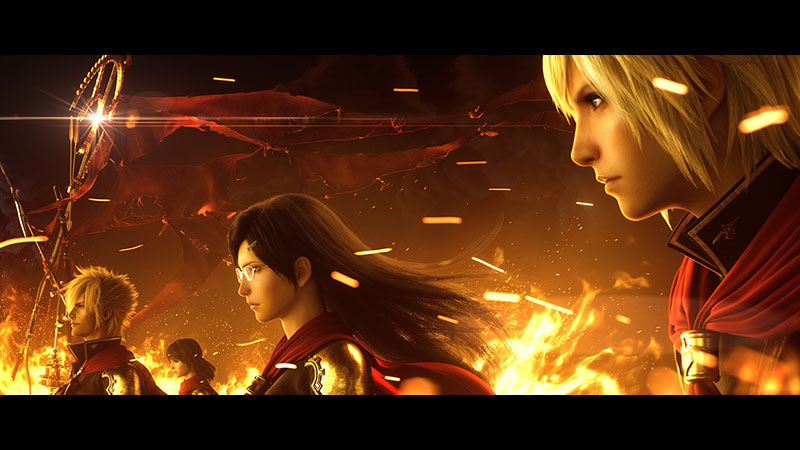 Final Fantasy Type-0 HD - Screenshot 8