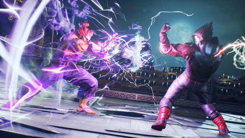 Tekken 7 Collector's Edition - Screenshot 1