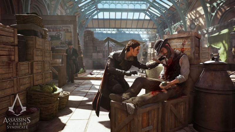 Assassin's Creed: Syndicate - Screenshot 4