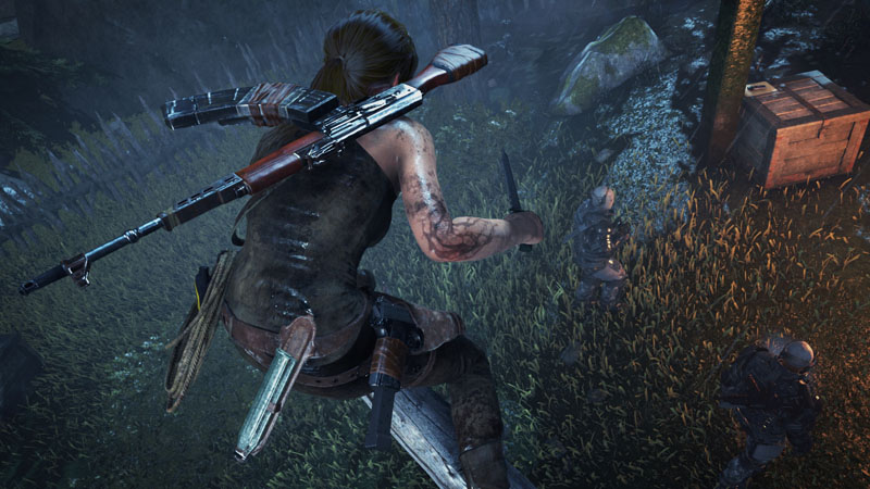 Rise of the Tomb Raider: 20 Year Celebration Edition - Screenshot 2