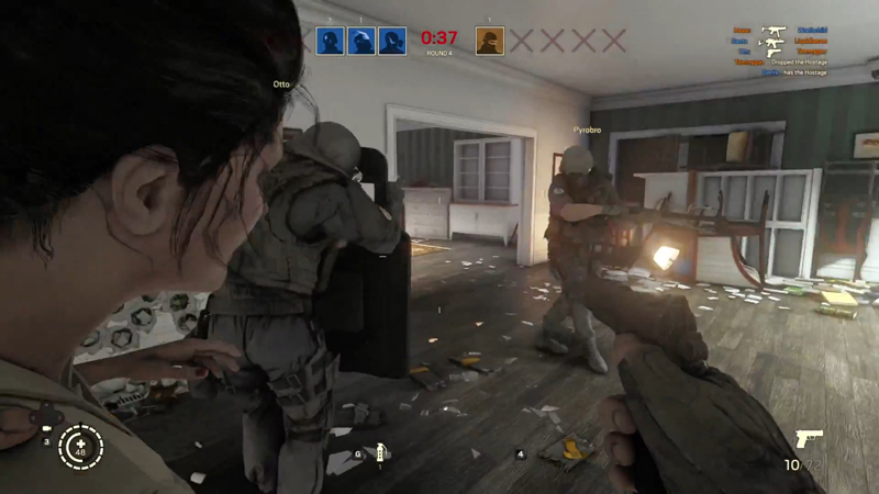 Rainbow Six: Siege - Screenshot 2