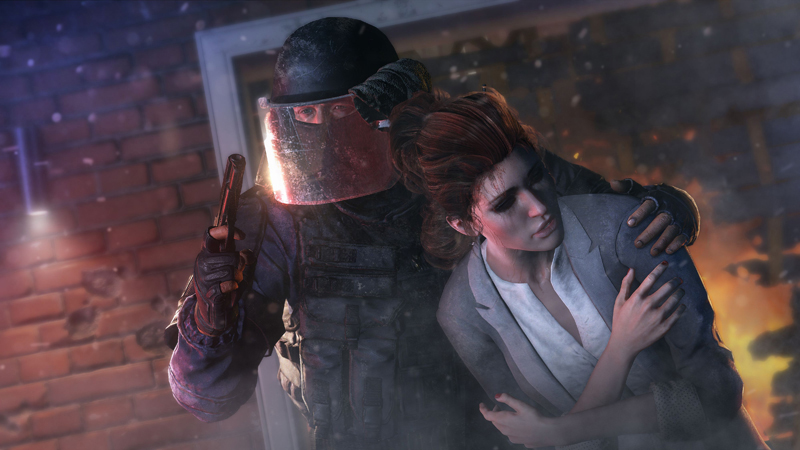 Rainbow Six: Siege - Screenshot 4