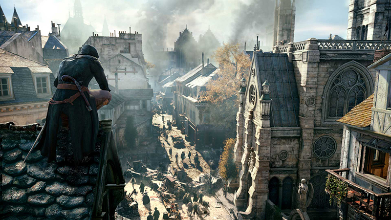 Assassin's Creed Unity Special Edition - Screenshot 4
