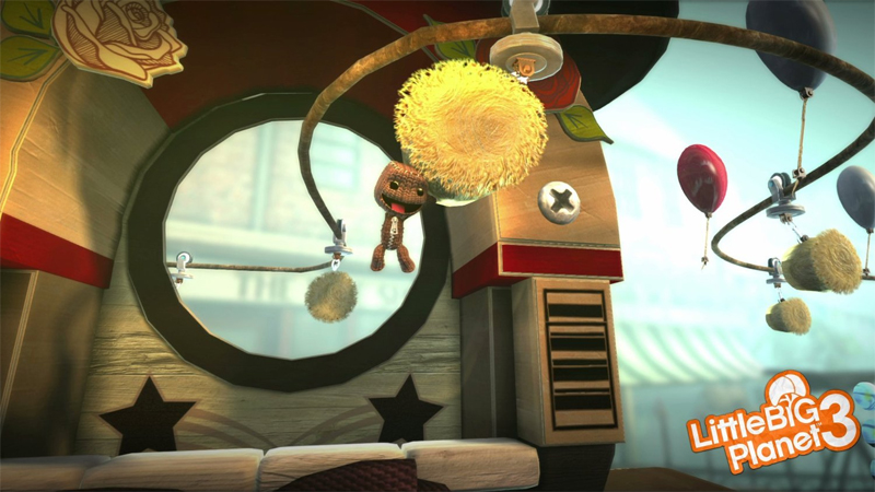 LittleBigPlanet 3 - Screenshot 2